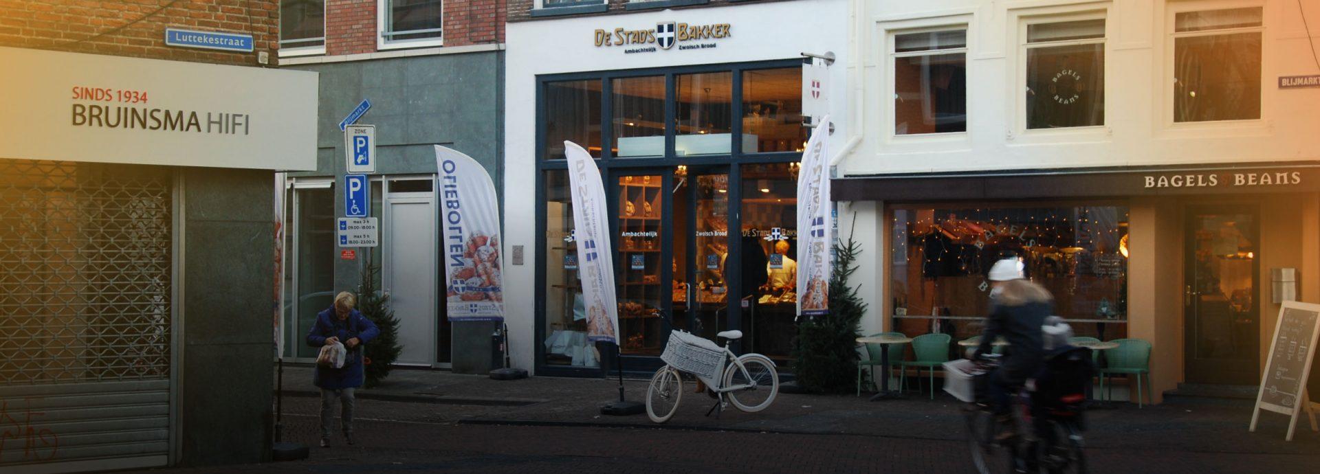 Slider_De Stadsbakker Zwolle