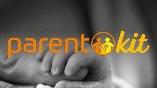 logo ontwerp voor parent kit door rmrt reclame zwolle