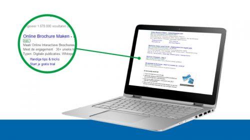 brochure maken online - zelf doen of laten doen