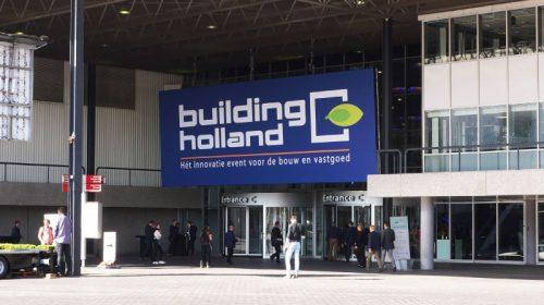 Signing Building Holland RAI Amsterdam